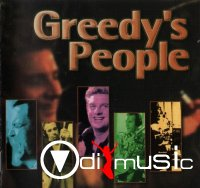 Greedys People - Greedys People (1997)