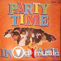 Various - Party Time In Jamaica (Vinyl, LP) (1969)