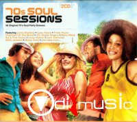 Various - 70's Soul Sessions (CD)  (2004)