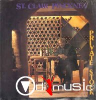 St. Clair Pinckney - Private Stock (CD, Album)