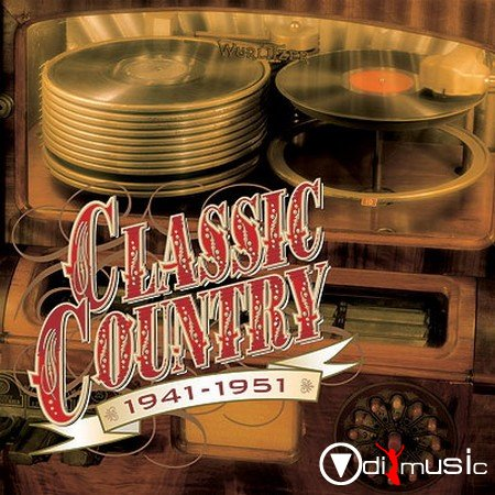 Va time life classic country collection 1944 2000 at for House music classics 2000