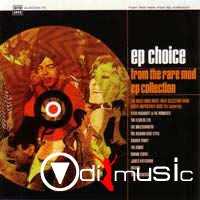 Various - EP Choice - From The Rare Mod EP Collection (CD)