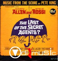 Pete King - The Last Of The Secret Agents - 1966