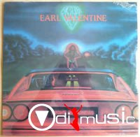 Earl Valentine - Night Blindness (Vinyl, LP, Album)