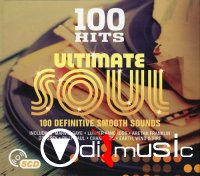 VA - 100 Hits - Ultimate Soul (5Cd Box) (2016)