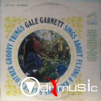 Gale Garnett - Sings About Flying & Rainbows & Love & Other Groovy Things (Stereo lp) 1967