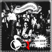 The Don Moore Band - Party Going On In Woodstock (CD, Album)