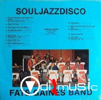 Fats Gaines Band - Soul Jazz Disco (Vinyl, LP) 1981 RARE