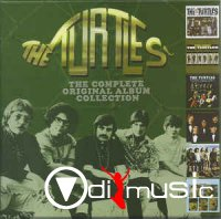 The Turtles - The Complete Original Album Collection (Box Set, Album)