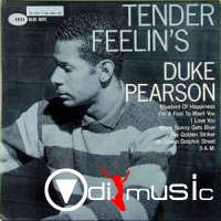 Duke Pearson - Tender Feelin's (Vinyl, LP, Album)