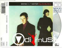 Swing Out Sister - You On My Mind (CD Single, 1989)