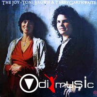 Toni Brown & Terry Garthwaite - The Joy (Vinyl, LP, Album)