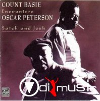 Count Basie Encounters Oscar Peterson - Satch and Josh (1975)