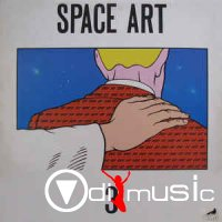 Space Art - Play Back (Vinyl, LP, Album) 1980