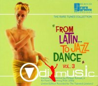 Various - From Latin To Jazz Dance Vol.1-5  2003 (Rare Groove Recordings)