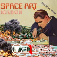 Space Art - On Ne Dira Rien: Best Of All Times (CD)