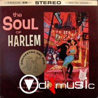 Orchestra Del Oro - The Soul Of Harlem (1961)