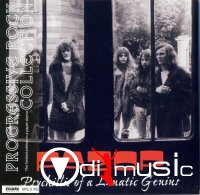 Pazop - Psychillis Of A Lunatic Genius (CD, Album) (1972-73)