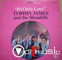 Tommy James & The Shondells - It's Only Love (Vinyl, LP, Album)
