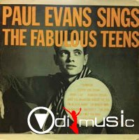 Paul Evans - Paul Evans Sings The Fabulous Teens (Vinyl, LP, Album)