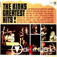 The Kinks - The Kinks Greatest Hits! (Vinyl, LP)
