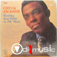Chuck Jackson - Teardrops Keep Fallin' On My Heart (Vinyl, LP)