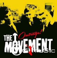The Movement (10) - Outrage! (CD)  EP (2014)
