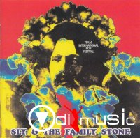 Sly & the Family Stone - Texas International Pop Festival (1969)