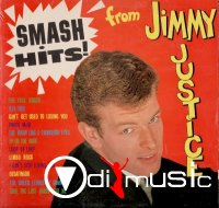 Jimmy Justice - Smash Hits From Jimmy Justice (Vinyl, LP)