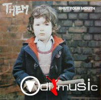 Them - Shut Your Mouth (Vinyl, LP, Album)