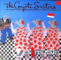 The Coyote Sisters - The Coyote Sisters (Vinyl, LP, Album) (1984)