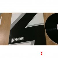 Various - Pure 4 (1993) LP