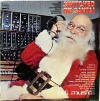 Sy Mann - Switched On Santa (Vinyl, LP, Album)