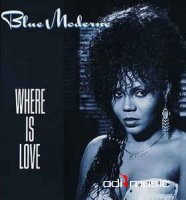 Blue Moderne - Where Is Love (Vinyl, LP, Album)