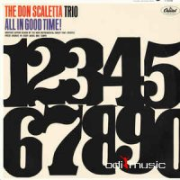 The Don Scaletta Trio - All In Good Time! (Vinyl, LP, Album)