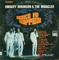 Smokey Robinson & The Miracles - Make It Happen (Vinyl)