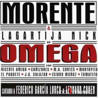 Morente & Lagartija Nick - Omega (CD, Album)