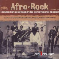 Various - Afro-Rock Volume One (Vinyl, LP)