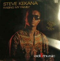 Steve Kekana - Raising My Family (Vinyl, LP, Album) (1981)