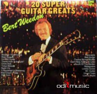 Bert Weedon - 20 Super Guitar Greats (1977)
