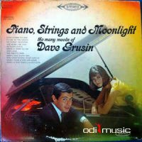 Dave Grusin - Piano, Strings And Moonlight (1962)