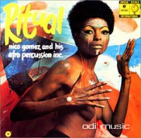 Nico Gomez And His Afro Percussion Inc. - Ritual (1971)
