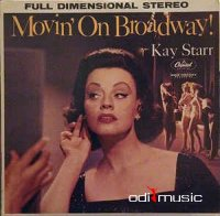 Kay Starr - Movin' on Broadway (Vinyl, LP)