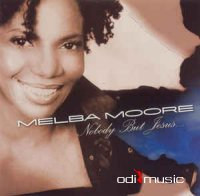 Melba Moore - Nobody But Jesus... (CD, Album) 2004
