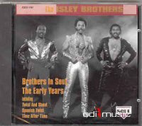 The Isley Brothers - Brothers In Soul, The Early Years (CD)
