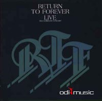 Return To Forever - Live The Complete Concert (1977)