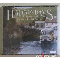 Halcyon Days - A Treasury of British Light Music - 5CD SET