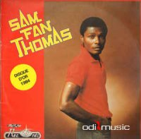 Sam Fan Thomas - Collections (5 Albums) RARE ALBUMS
