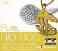 Various - Pure... Hip-Hop (CD) 1-4
