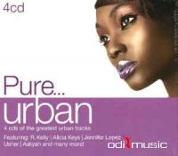 Various - Pure... Urban (CD)